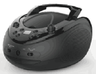 High quality Portable CD Player Speaker with AM/FM radio