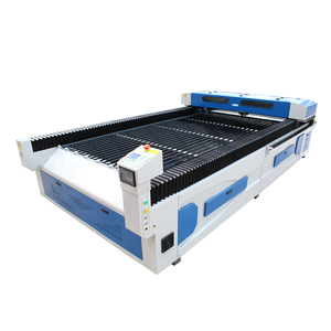 Metal and Non Metal CNC laser cutting machine cut acrylic wood 1.5mm stainless steel