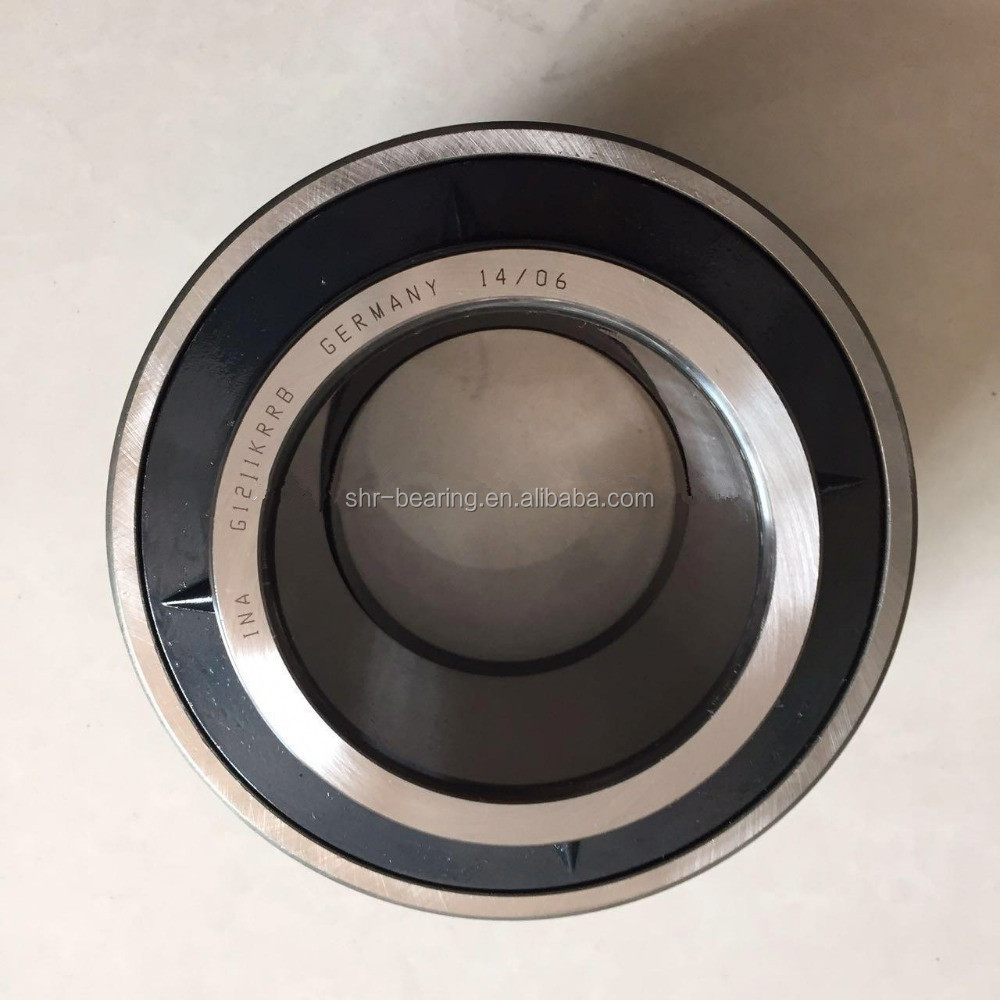 "HC211-32 2/"" Insert Bearing W// Lock Collar Large OD"