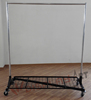 Z Shape Clothes Rack for Display
