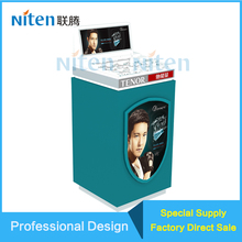 Designs For Cell Phone/Stores/Food Hotel Display Counter Cheap Price