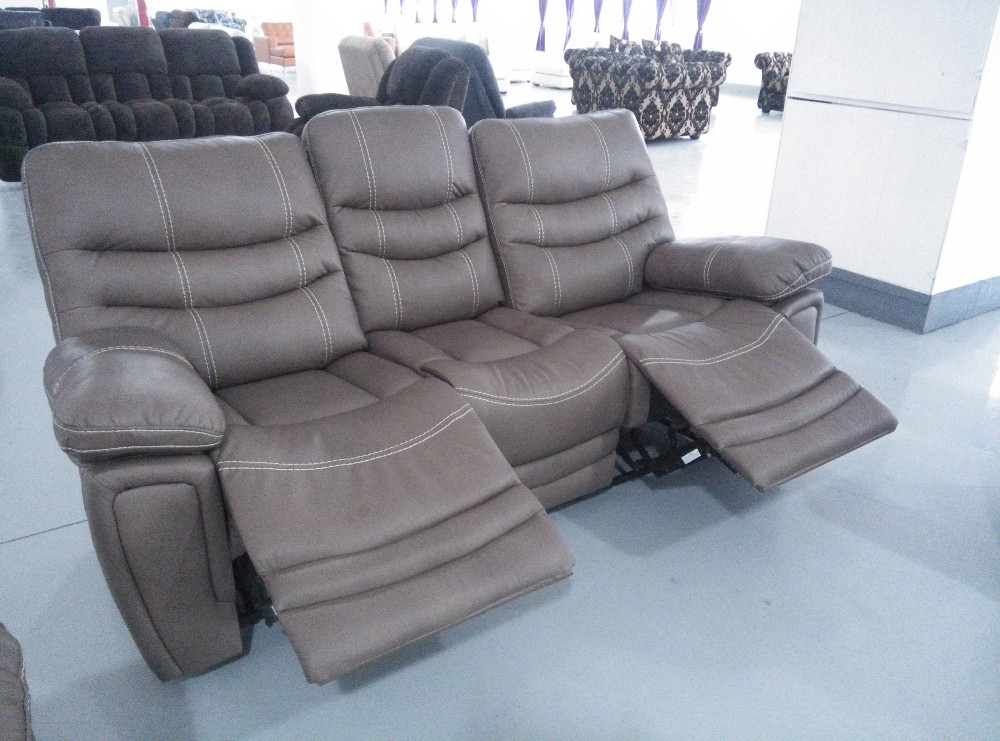 Manufacture Lazy Boy Best Low Price 321 Sofa Recliner