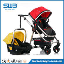 Baby stroller china 2 in 1, Steel Frame baby strollers wholesale