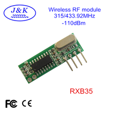 <span class=keywords><strong>מודול</strong></span> האלחוטי RF 315 MHz 433.92 MHz <span class=keywords><strong>אודיו</strong></span> RXB35