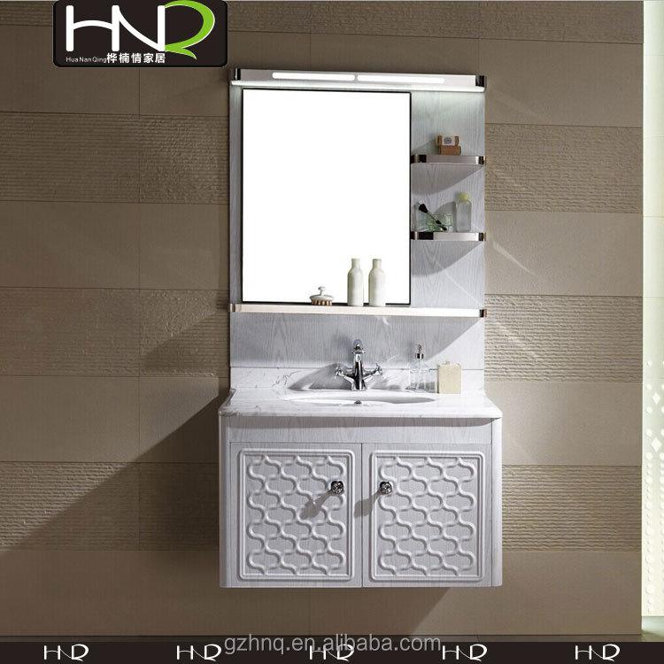 meuble pvc salle de bain