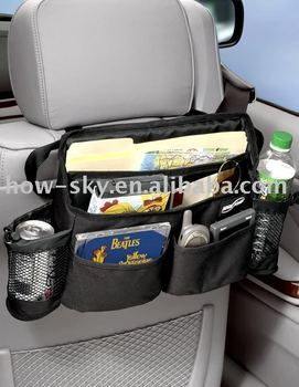 Front Seat Car Organizer Truck Back