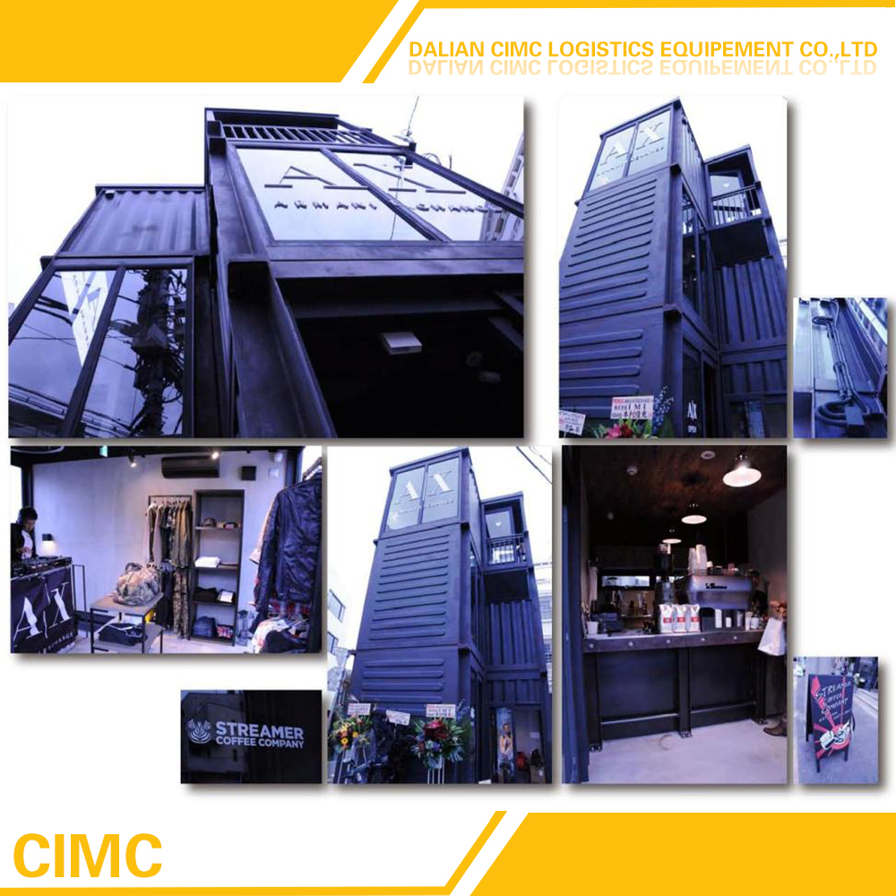 2015 New Design Container Homes Plans
