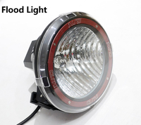 4''/7''/9'' 35W 55W Spot Light Round Shape car hid led work light for 12-24V cars