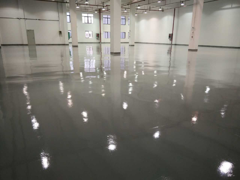 XILI 2017 UV Resistant Clear Acrylic Polyurethane Floor Coating Guangzhou Floor  Paint