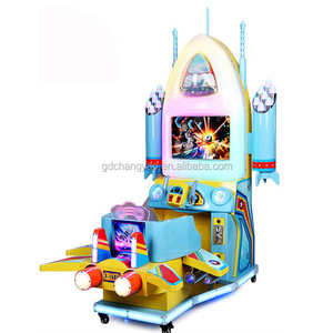 Amusement Toy Rides Redemption Tickets Game Coin Operated Arcade Machine