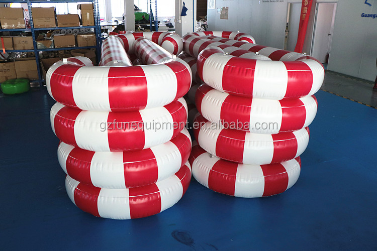 candy cane inflatable