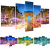 London Nightscape Custom Canvas Printing