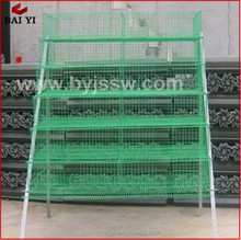 Automatic 6 tier Quail Cages With Quail Cage Accessories For Kenya(A type,wholesale,good quality,Made in China)