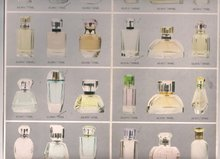 brand product of parisvally perfumes in the city 2012
