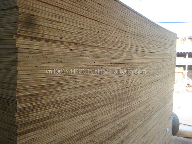 THUAN PHAT LOW PRICE PACKING GRADE PLYWOOD FOR PALETT
