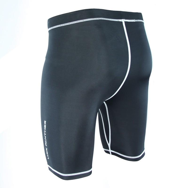Wholesale Custom Sexy Compression Boxing Pants Men Sports Shorts
