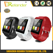 Alibaba china cheap bluetooth smart watch U8 with OEM/ODM