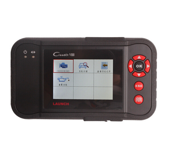 Original Auto Code Reader Launch Creader VIII Equal To CRP129 Launch Creader 8 Update Via Offical Website