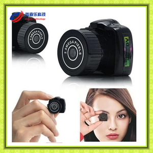 Y2000 Smallest Mini Digital DV Video Recorder Camera Web Cam wireless mini camera Mini thermal camera