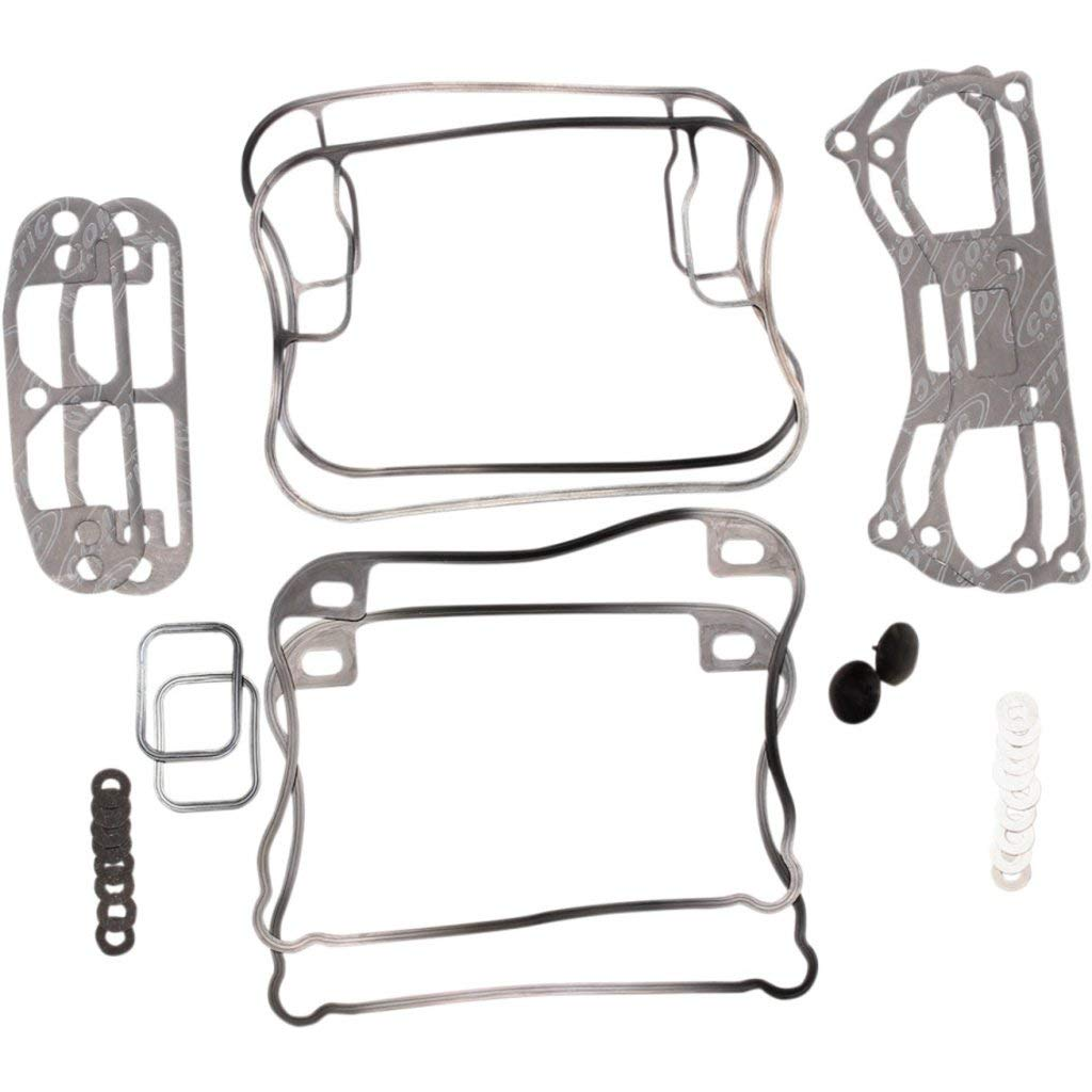 Cometic C9066 Rocker Box Gasket Kit/Clutch Cover Gasket