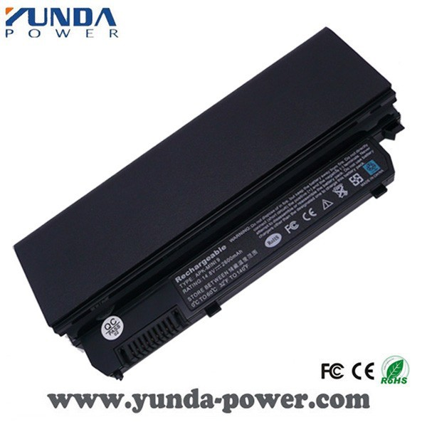 Wholesale Back Up Laptop Battery for Dell Inspiron Mini 9 Laptop W953G 312-0831
