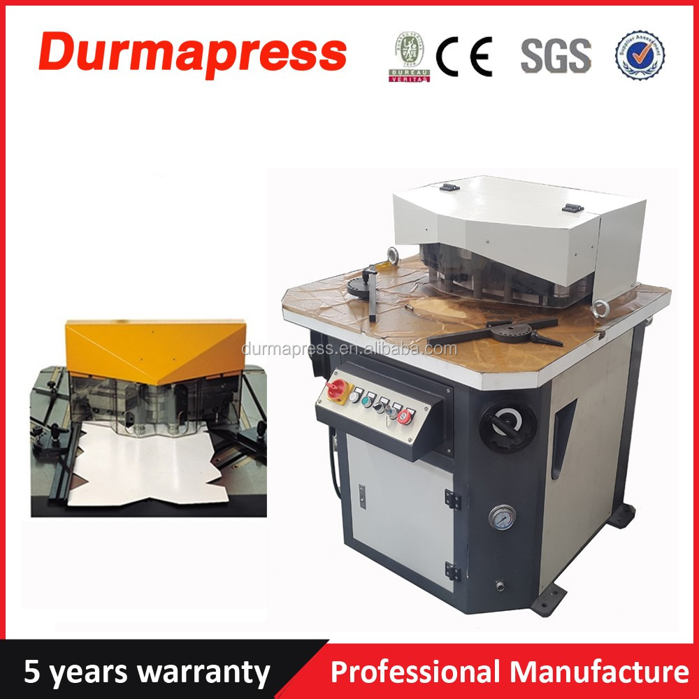 china supplier new product hydraulic notching machine,angle notching machine,notcher machine