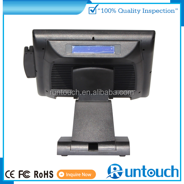 Runtouch POS terminals, Barcode & Printers, Biometric with Leading with retail epos till