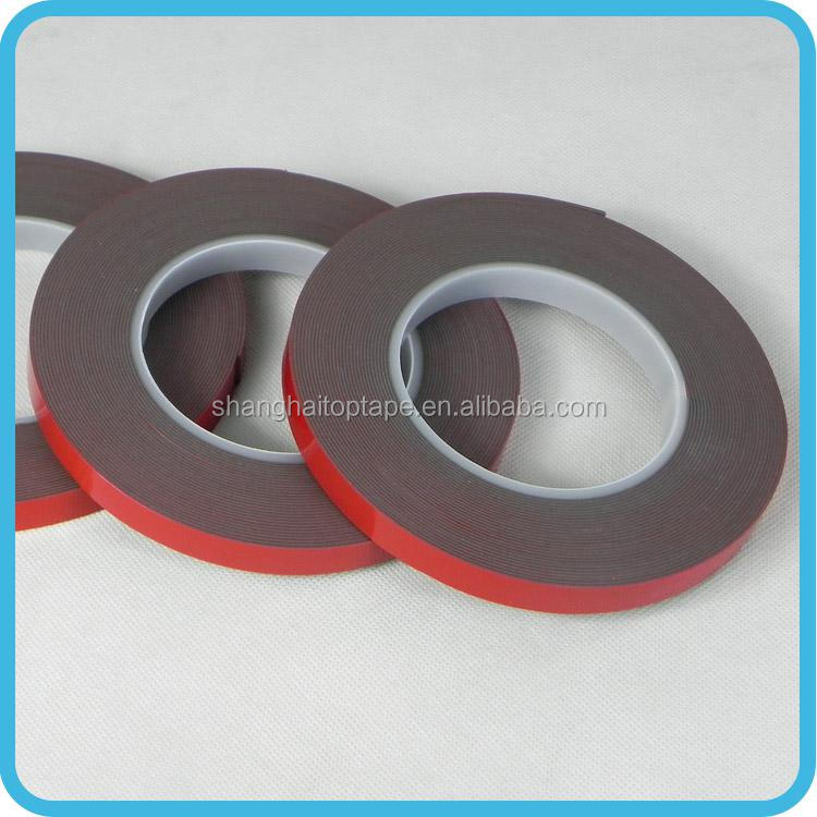 Toptape extensive applications acrylic foam tape