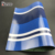 500d pvc coated tarpaulin stripe polyster fabric waterproof roofing material
