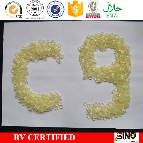 C9 Aromatic Hydrocarbon Resin Petroleum Resin For Dxternal Coatings