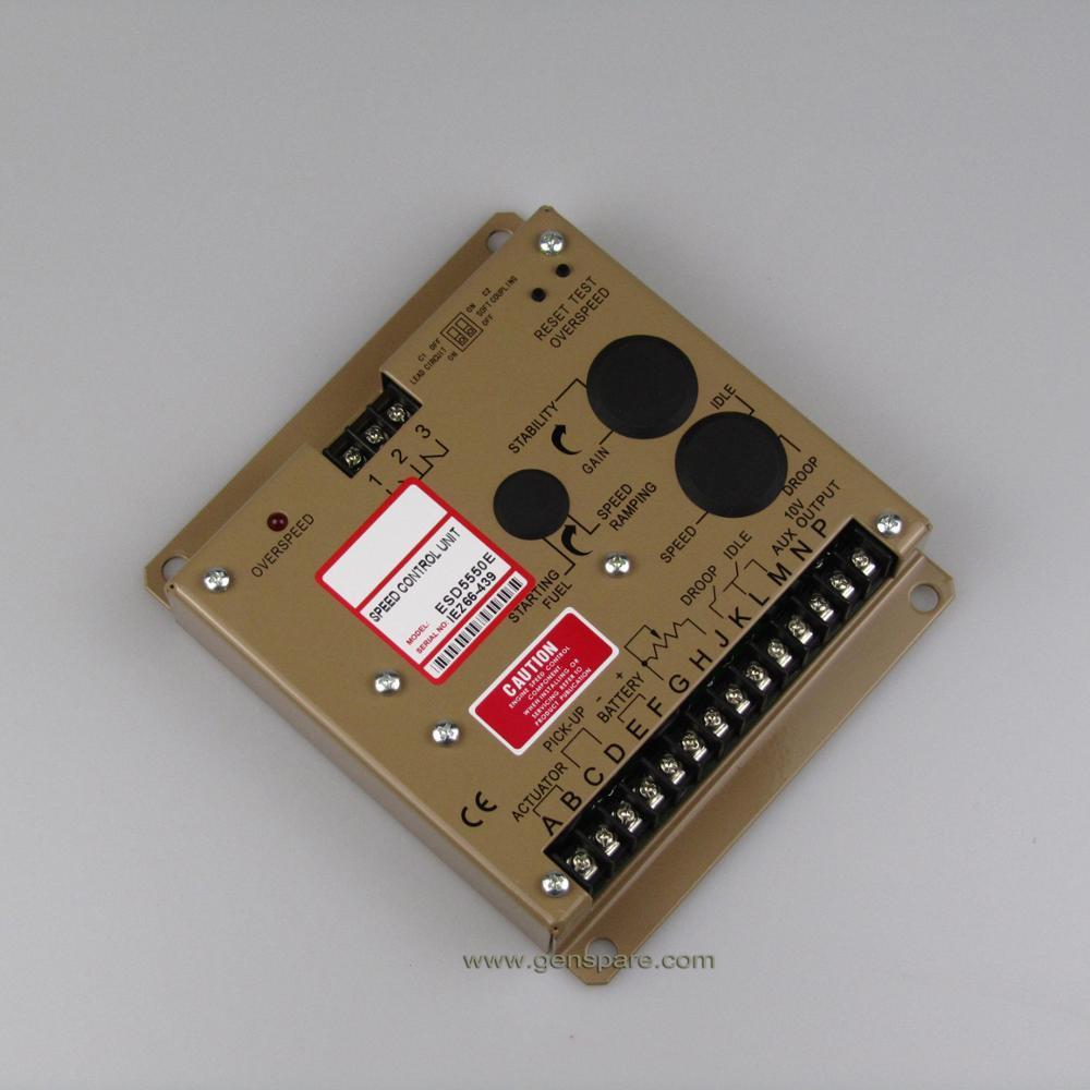 Fortrust régulateur de vitesse C2002 Gouverneur Speed Control Board