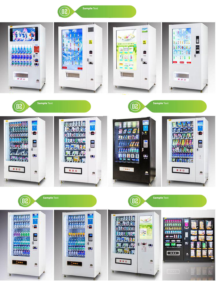 Automatic Vending Machine With Card Reader