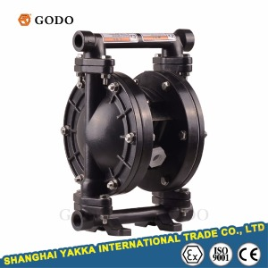 China Chemical Cast Steel Air Oprerated Industry Washing Pump Mini Style