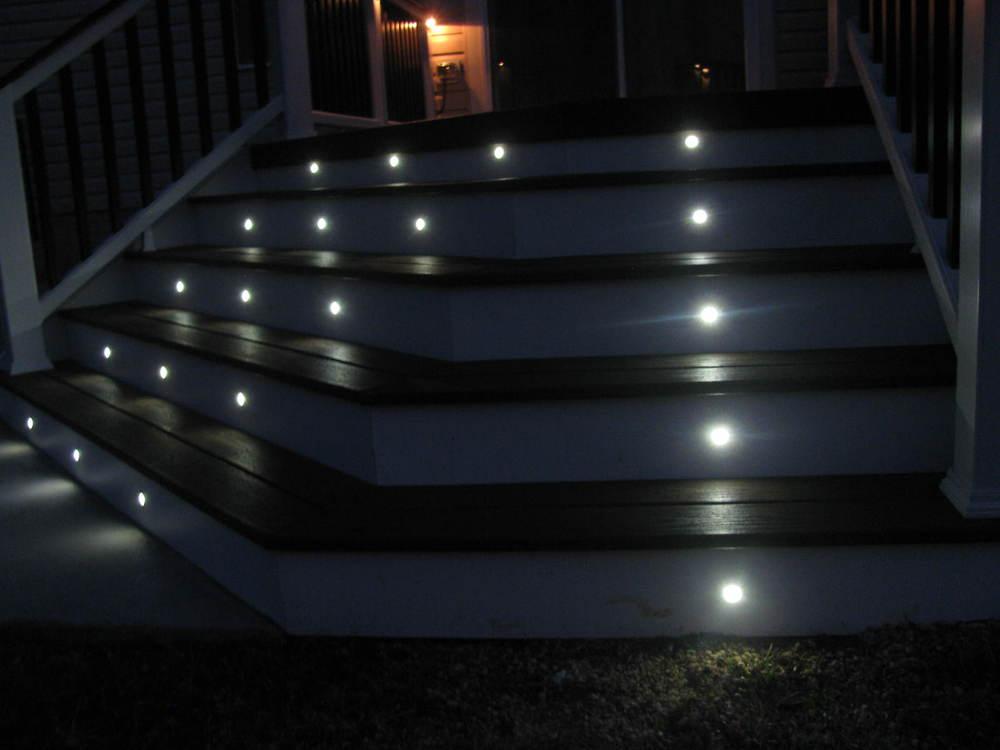 Floor Mounted Light Fixture Recessed Outdoor For