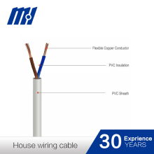 Novel Item RVS PVC insulated Twisted cable