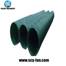 Nylon flame retardant flexible air wire duct used cleaning equipment pipe tube hose manufacturing machines for sale
