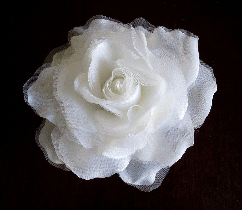 Cheap White Flower Hair Clip Wedding Find White Flower Hair Clip