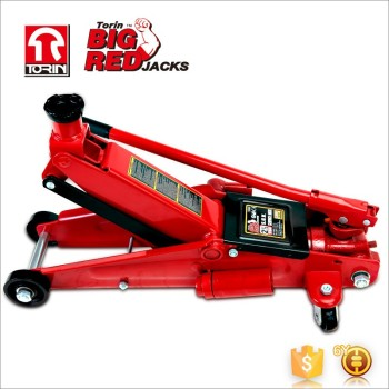 High Lift Hydraulic Trolley Jack Ce