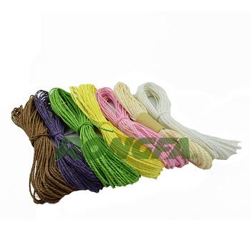 Handmade Diy Crafts Paper Twist Twine Rope Buy Paper Ropetwisted