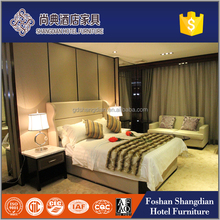 Middle east arabic style hotel bedroom furniture