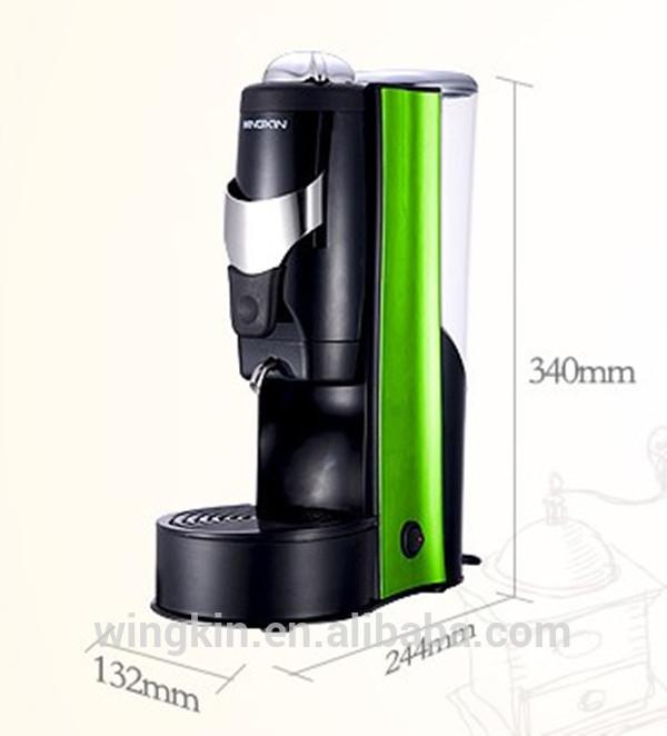 Delonghi pump driven espresso maker ec155
