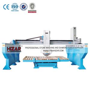 China Used Stone Cutting Machine For Sale Marble Granite Bridge Saw Cnc  Countertop Slab Cutter