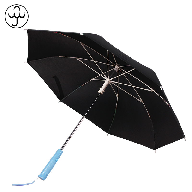 Fishing Unique Kids LED Light Umbrella with Customized Logo
