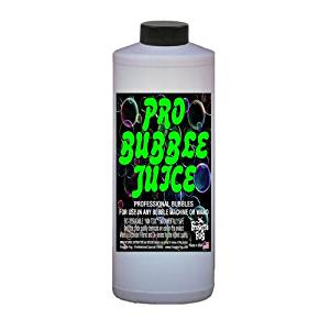 Froggys Fog - Pro Bubble Juice - Professional Bubble Fluid for All Bubble Machines and Bubblers - 1 Quart