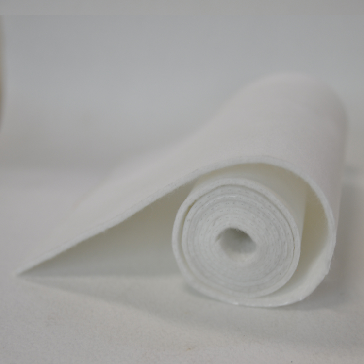 Hot sale color polyester nonwoven flet