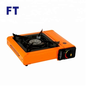 Salable cool rolled sheet portable camping gas stove with CE approved cooking gas stove