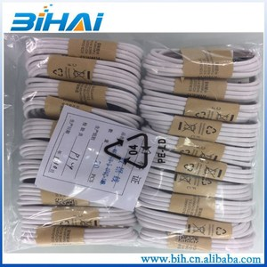 High Quality Micro USB V8 Cable to Samsung S6, V8 Cable for Sony Z3 Compact, V8 Cable to Smartphone