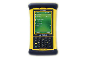 LCD screen for Trimble Nomad with touch screen