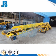 Good abrasion resistance industrial conveyor flat belt food