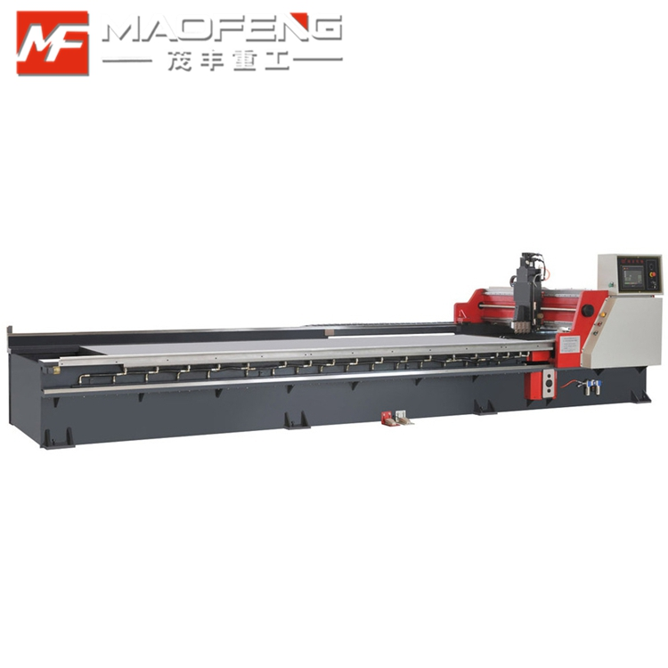 Anhui factory Maanshan manufacturer Maofeng brand cnc slotting machine slotting head milling machine